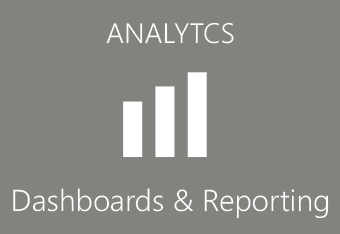 Analytics - Dashboards and Reporting