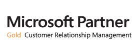 Microsoft Partner Gold Customer Relationship Manager