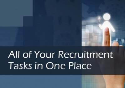 All of Your Recruitment Tasks in One Place with Microsoft Outlook