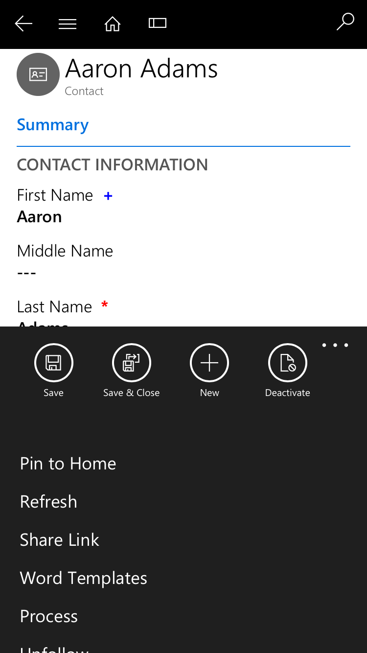 1 Microsoftgo To Www Bing Com: Enhancing Your Microsoft CRM Mobile App With Branded