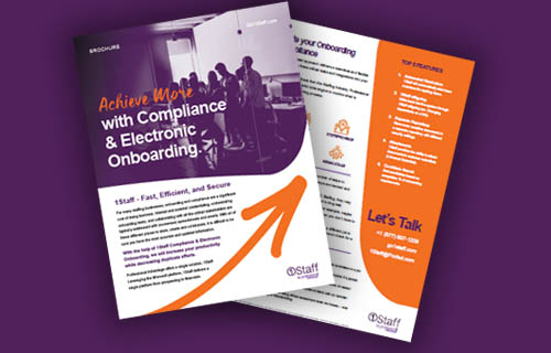 Achieve More with 1Staff Compliance