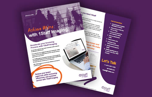 Achieve More with 1Staff Imaging