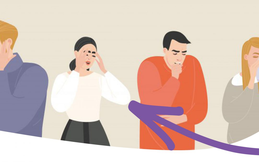 What happens if your colleagues get sick?