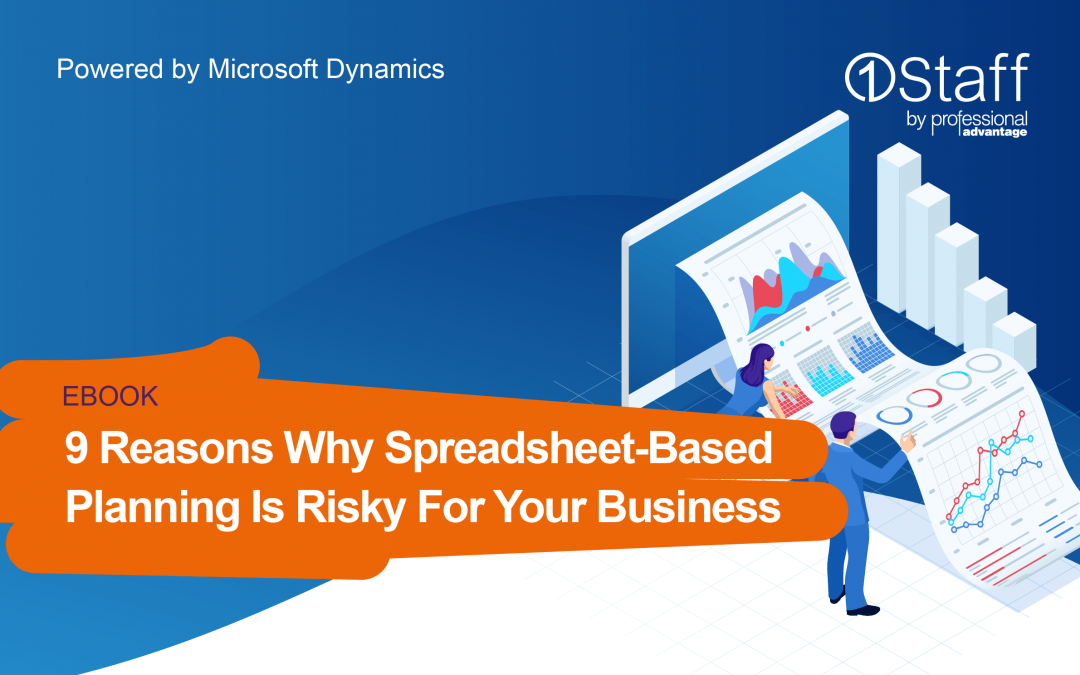 9 Reasons Why Spreadsheet-Based Planning Is Risky For Your Business