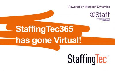 StaffingTec365 2020 – 1Staff Staffing Software