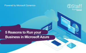 5 Reasons to Run your Business in Microsoft Azure