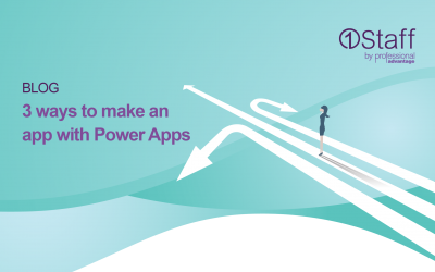 Power Apps from Microsoft – 3 ways to make an app