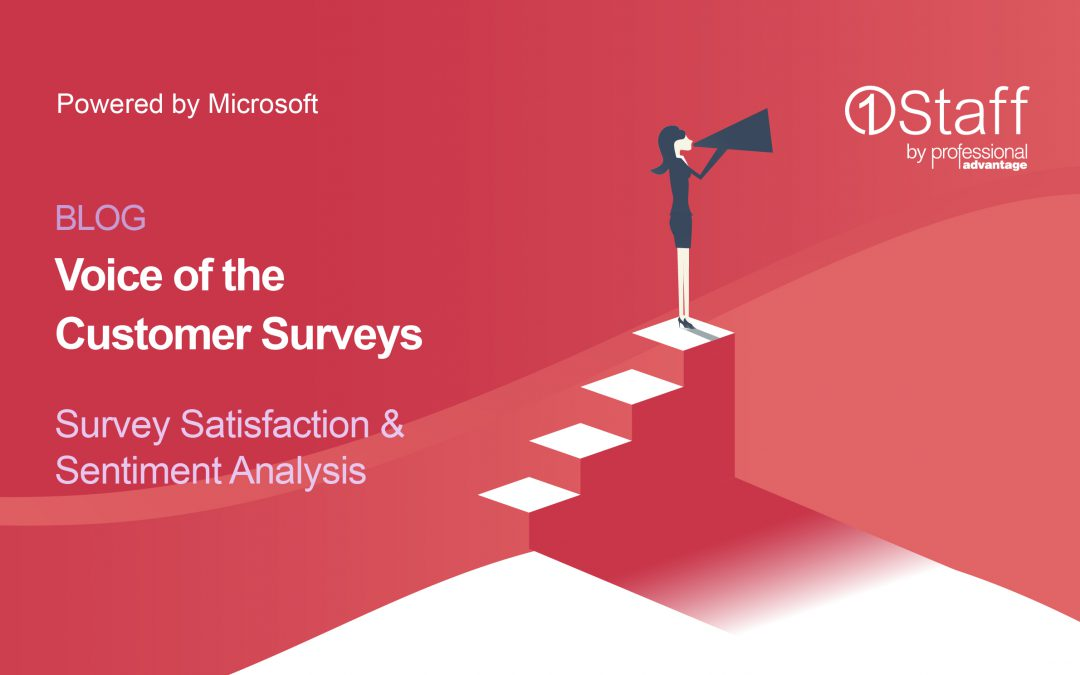Benefits of Microsoft Customer Voice for your Staffing Agency
