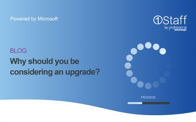 Why should you be considering an upgrade?