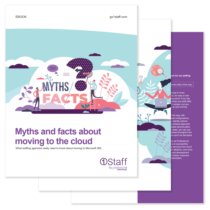 eBook Myths and Facts about moving to the cloud