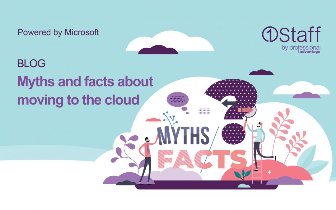 Myths and facts about moving to the cloud