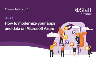 How to modernize your apps and data on Microsoft Azure