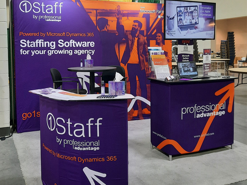 Staffing World Booth 2021